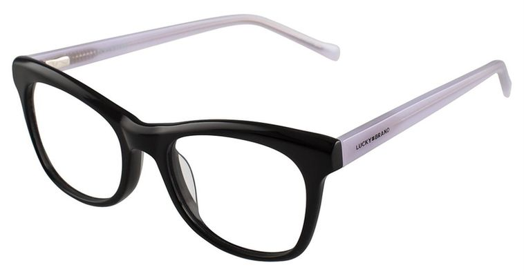 Eyeglasses Lucky Brand D 709 Black