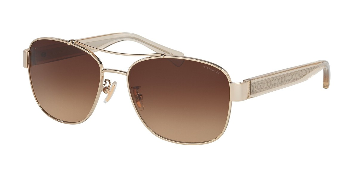 Coach HC7064 L151 sunglasses